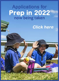 Click here for information about Enrolments at St Teresa's